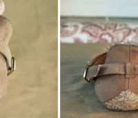 Como renovar zapatillas con escarcha