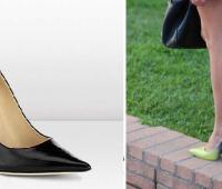 Como renovar zapatos con pintura en spray