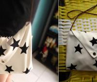 Como hacer bolsos sobre con diseños personalizados ¡Con moldes!