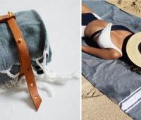 Como hacer sujetadores de toallas para llevarles a la playa ¡Verano perfecto en todo sentido!