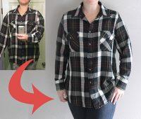 Como reducir tallas a camisas de manera fácil sin dañar su forma